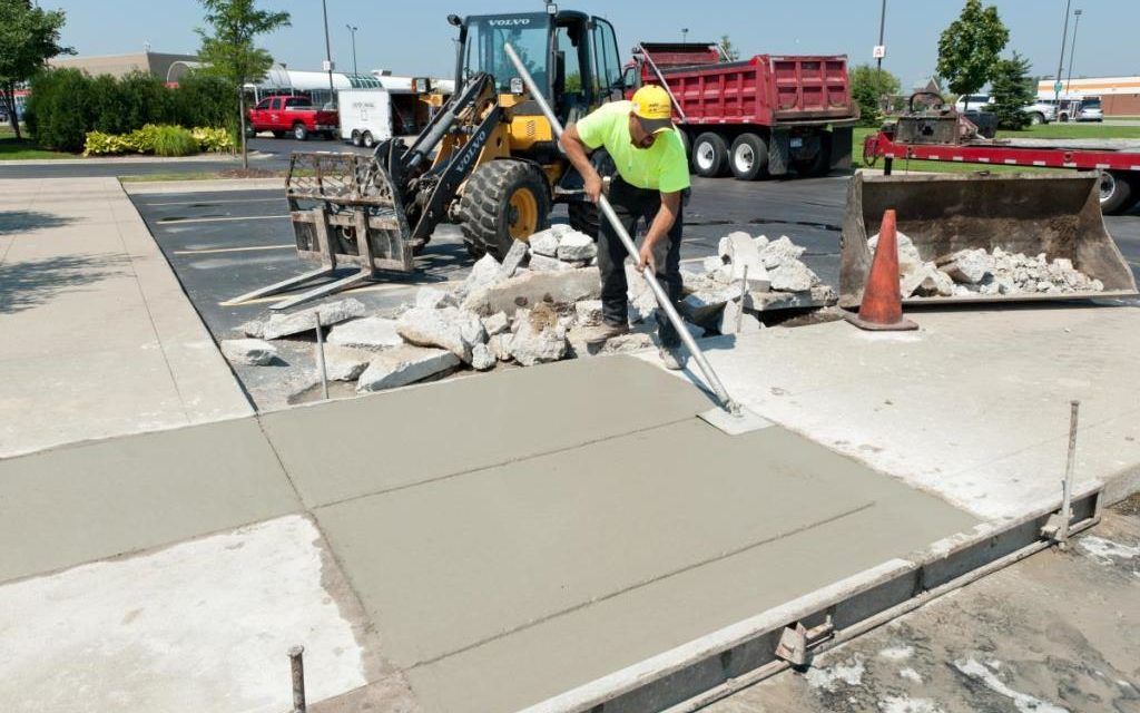 The Full Concrete Services RKC Construction Offers