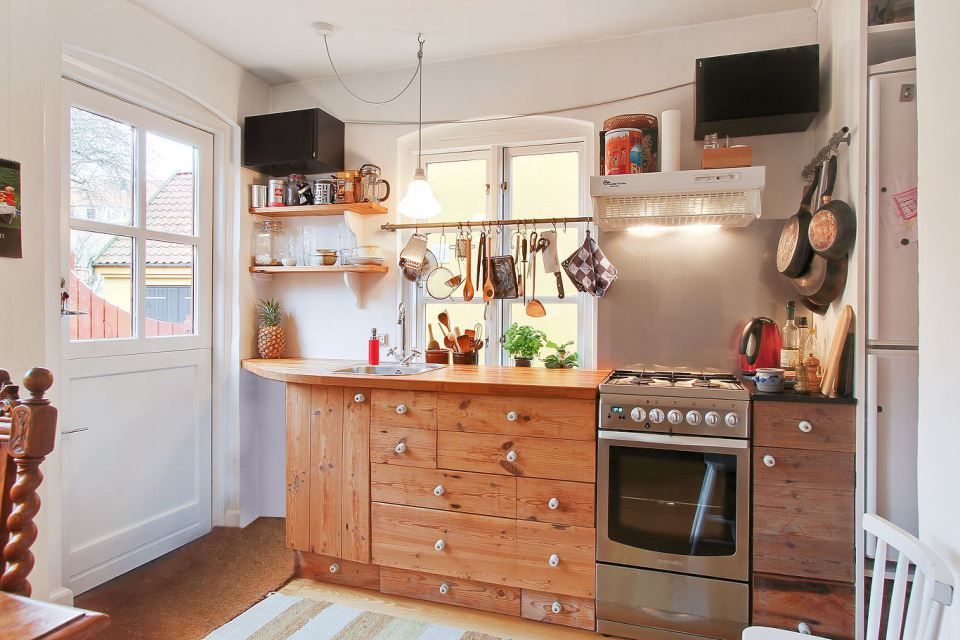 Ways You Can Apply To Optimize Your Kitchen Space