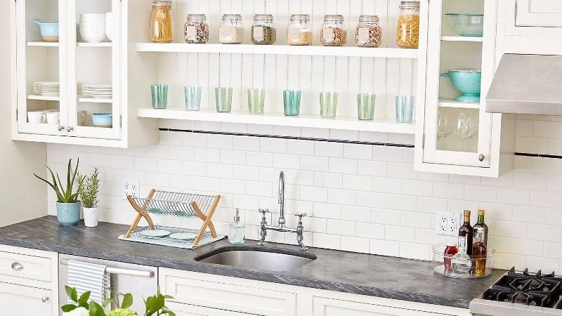 10 Easy Steps to Organise Your Kitchen