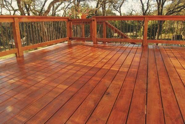 How To Choose The Right Timber For Your Decking