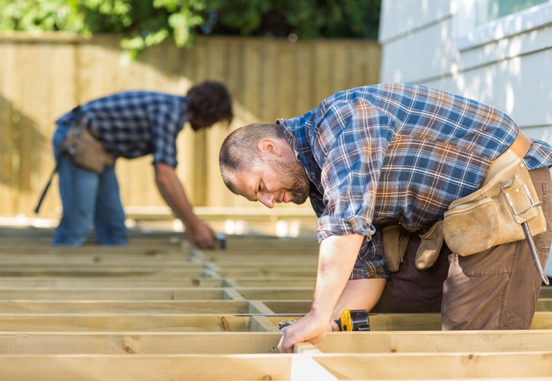 4 Pro Tips For Building A Deck At Home