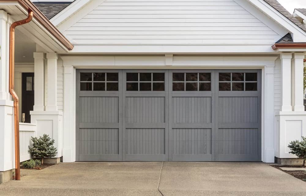 How Much Does It Cost to Install a New Garage Door?